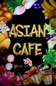「ASIAN CAFE」